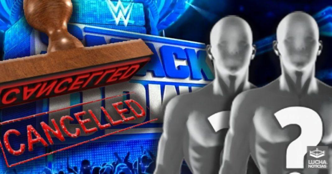 WWE cancela grandes planes para SmackDown