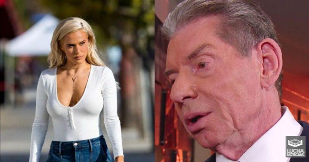 WWE promete a Lana hacerla una estrella estelar