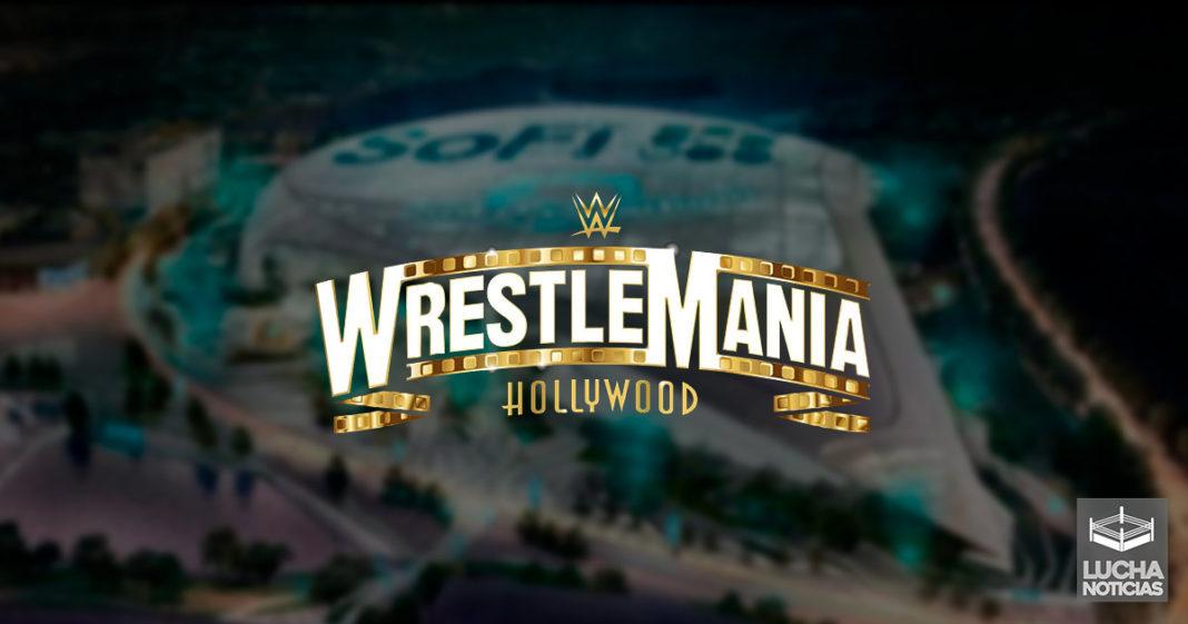 WrestleMania va a Hollywood de nuevo