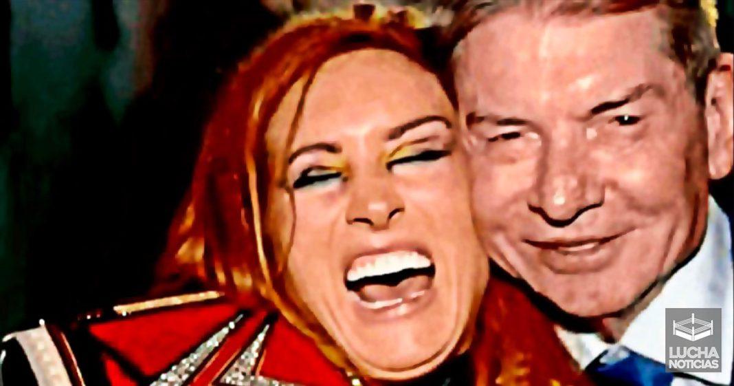 esto es lo que gana Becky Lynch en la WWE