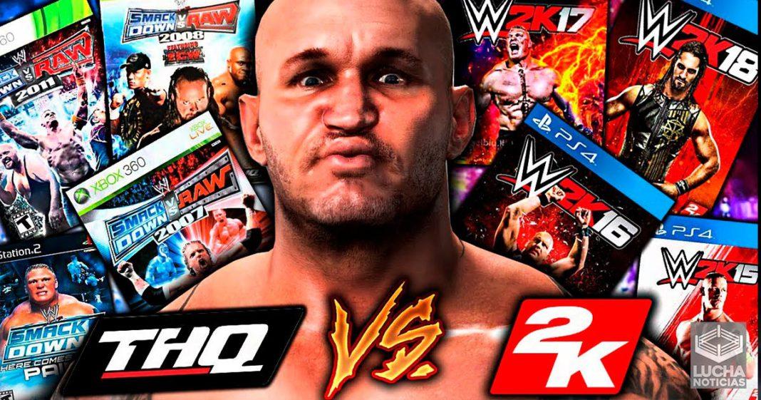 5 videojuegos de WWE que te recomendamos esta semana
