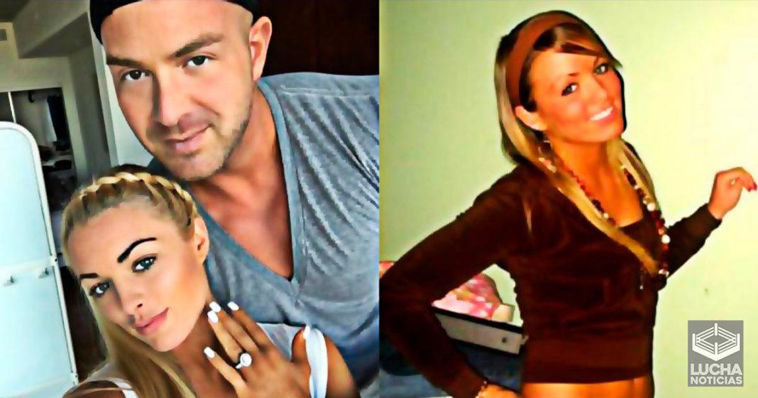 6 fotos raras de Mandy Rose que seguramente no haz visto