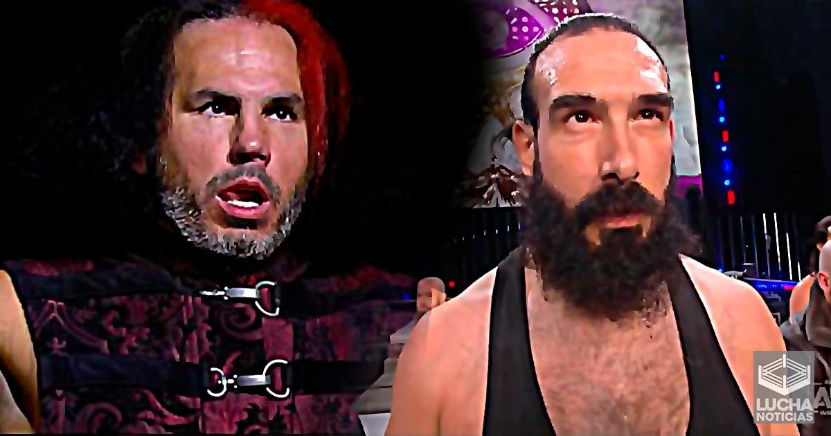 AEW humilla a NXT