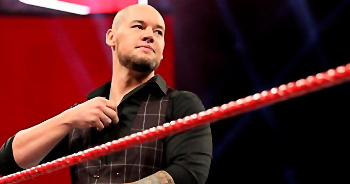 Baron Corbin revela problemas en los vestidores de la WWE