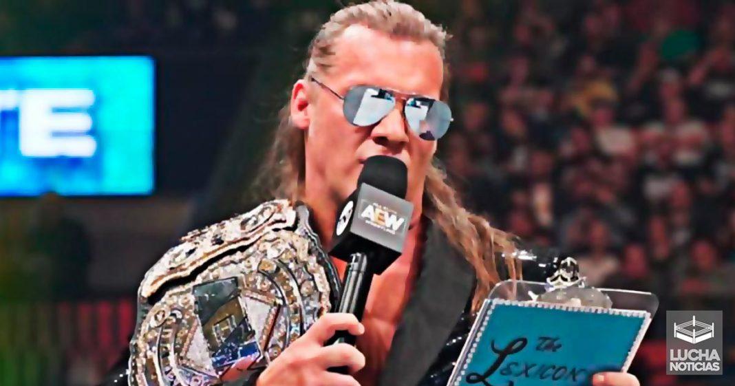 Chris Jericho se burla de WWE por realizar sus shows en el Performance Center