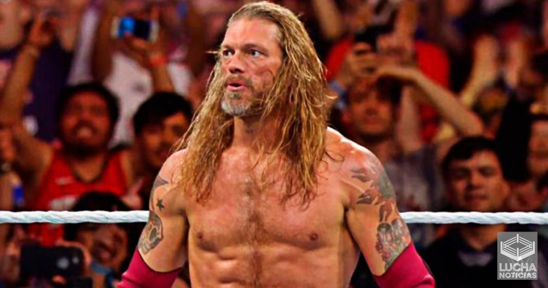 Edge revela loco método que uso WWE para ocultar su regreso en Royal Rumble 2020