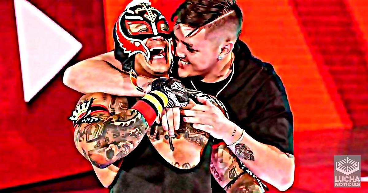 El Hijo de Rey Mysterio cerca de debutar en la WWE