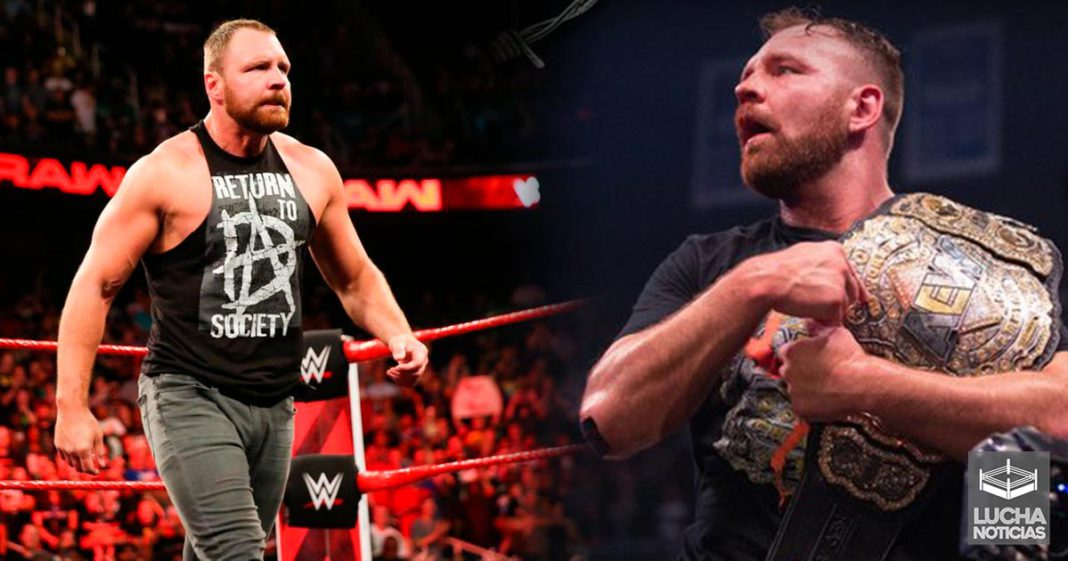 Jon Moxley es llevado a al gloria y WWE desperdicia a Dean Ambrose