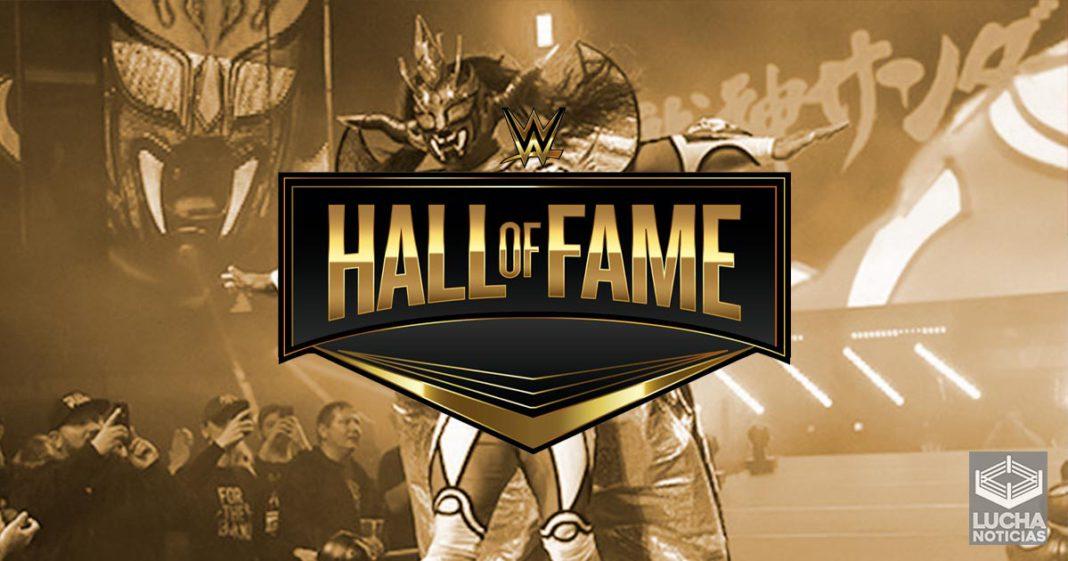 Jushin Thunder Liger es alistado al WWE Hall Of Fame 2020