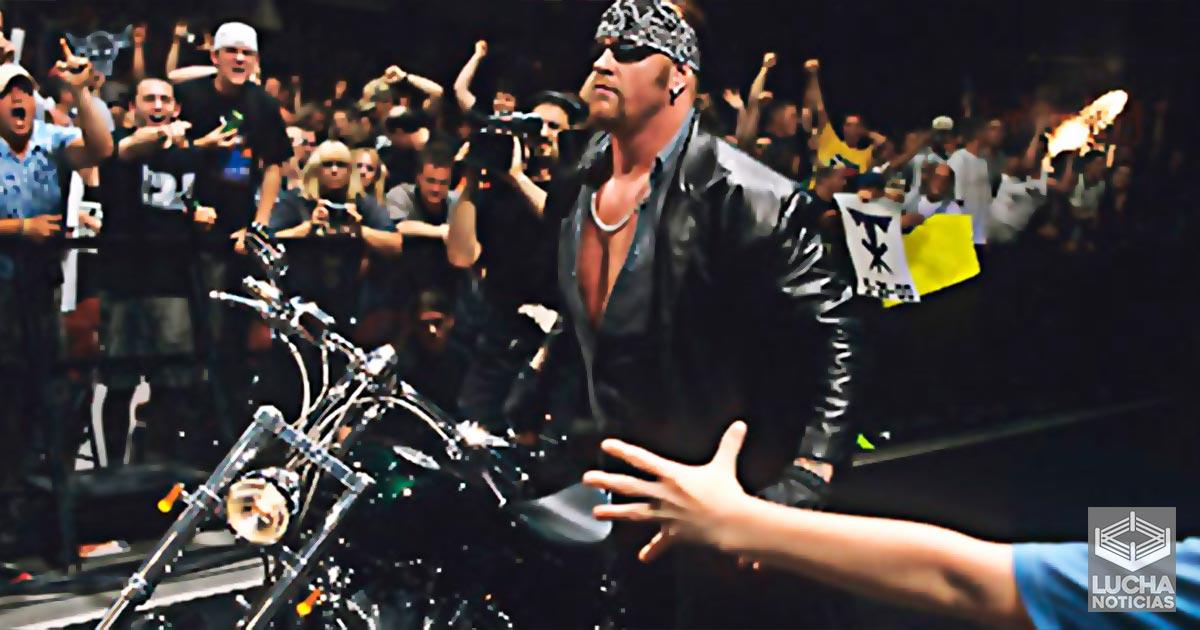 La increible entrada que iba a tener Undertaker en WrestleMania 36