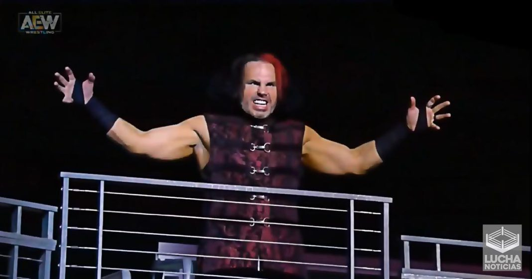 Matt Hardy debut en AEW y se une a The Elite