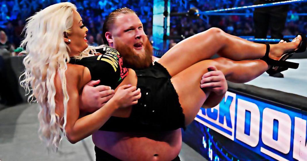 Problemas con el cartel de WrestleMania Mandy Rose, Otis y Dolph Ziggler