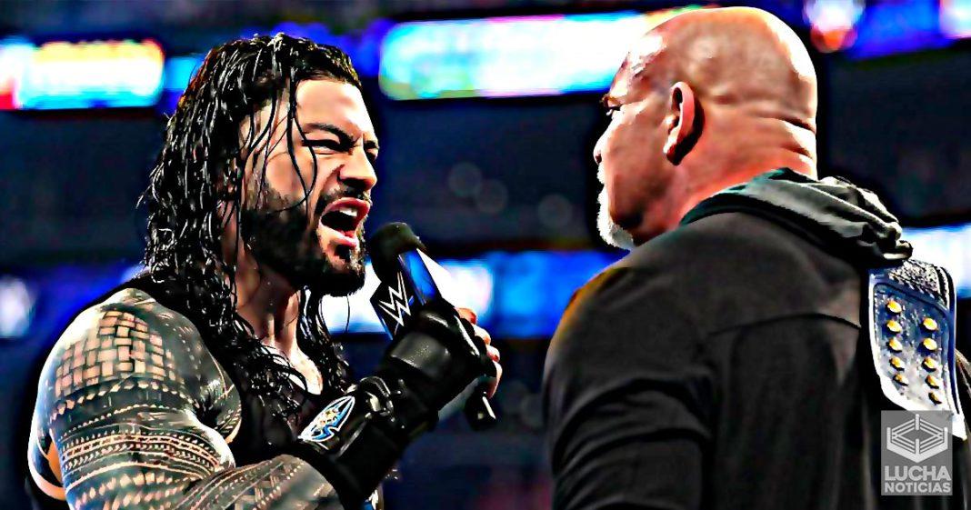 Roman Reigns no le importa ser evento estelar de WrestleMania