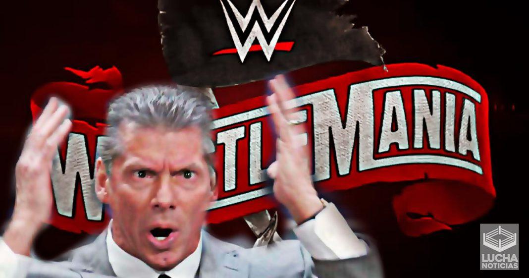 Todos los shows de WWE en peligro