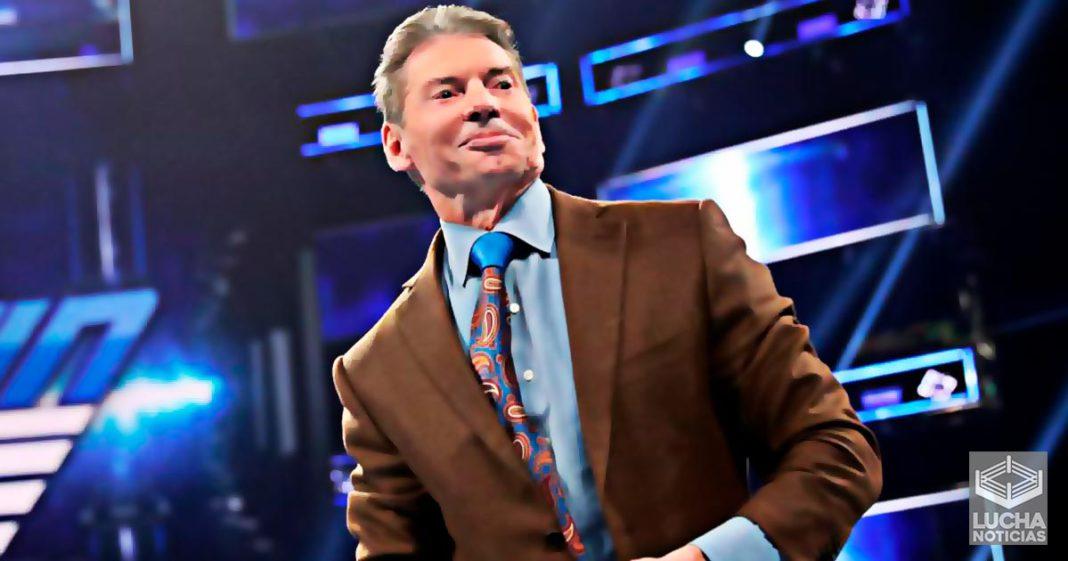 Vince McMahon admite que ya no tiene el toque dentro de la WWE