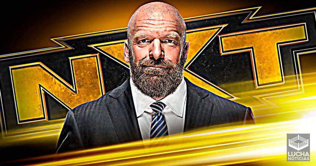 WWE NXT en vivo resultados 25 de marzo