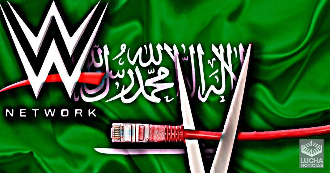 WWE prohibe WWE Network en Arabia Saudita