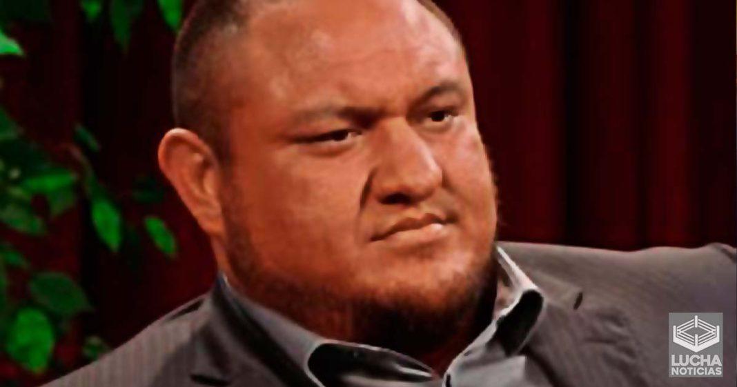 Samoa Joe estuvo ausente de WWE RAW por esta razón