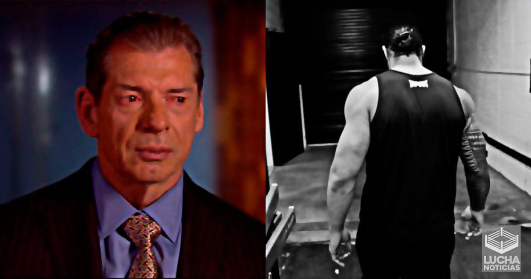 Tristes noticias sobre el futuro de Roman Reigns en la WWE
