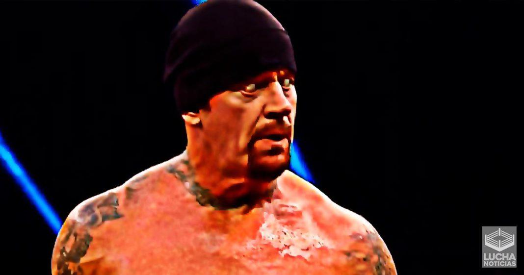 Undertaker se disculpa publicamente con el ex campeón de AEW Chris Jericho