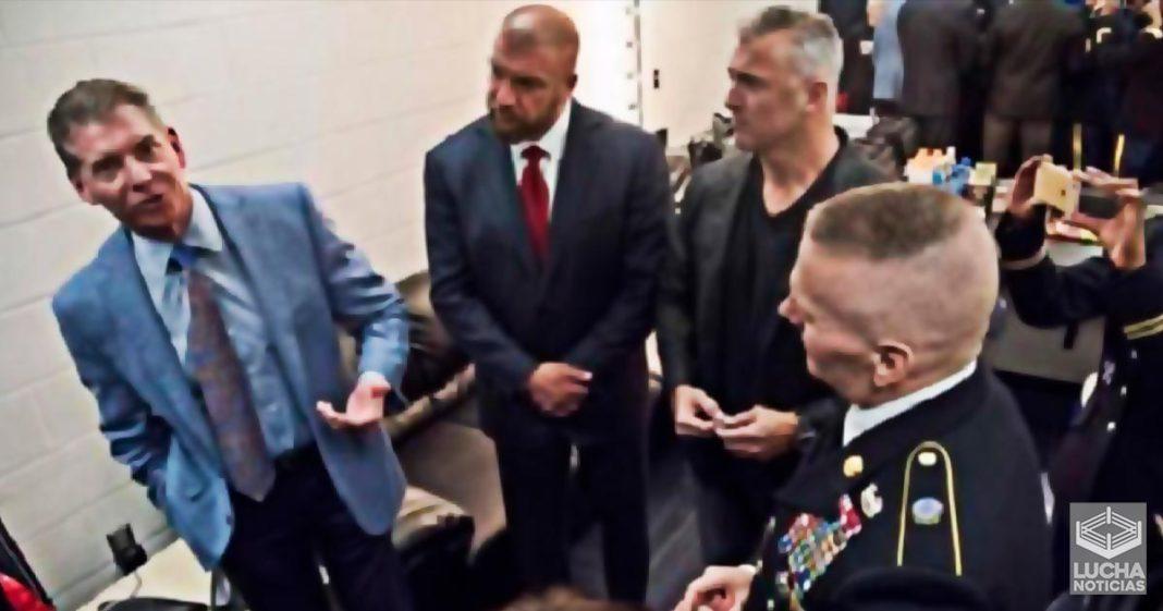 Vince McMahon apoyó a 3 superestrellas de WWE