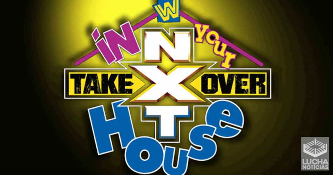 Se grabará lucha para NXT TakeOver In Your House esta noche