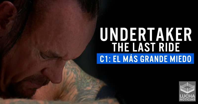 Undertaker The Last Ride Adaptación al Español Capítulo 1 Lucha Noticias