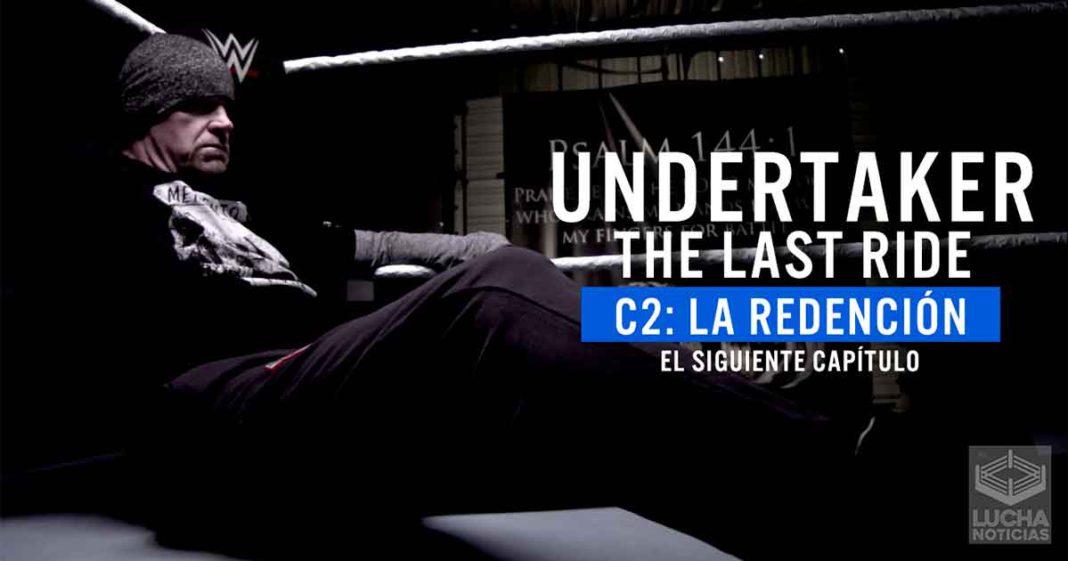 Undertaker The Last Ride Adaptación al Español Capítulo 2 Lucha Noticias