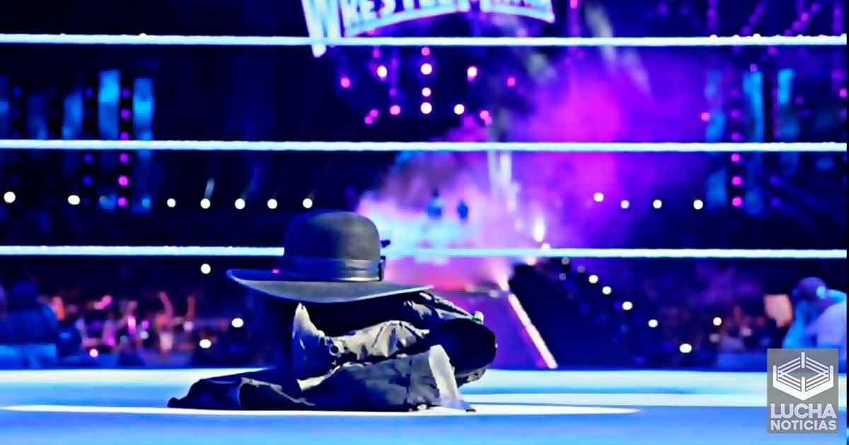 Undertaker revela cual fue la reaccion de sus compañeros en ...