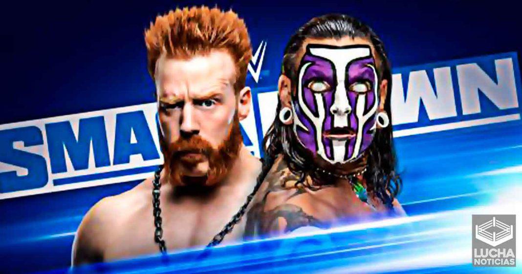 WWE SmackDown en vivo resultados 22 de mayo
