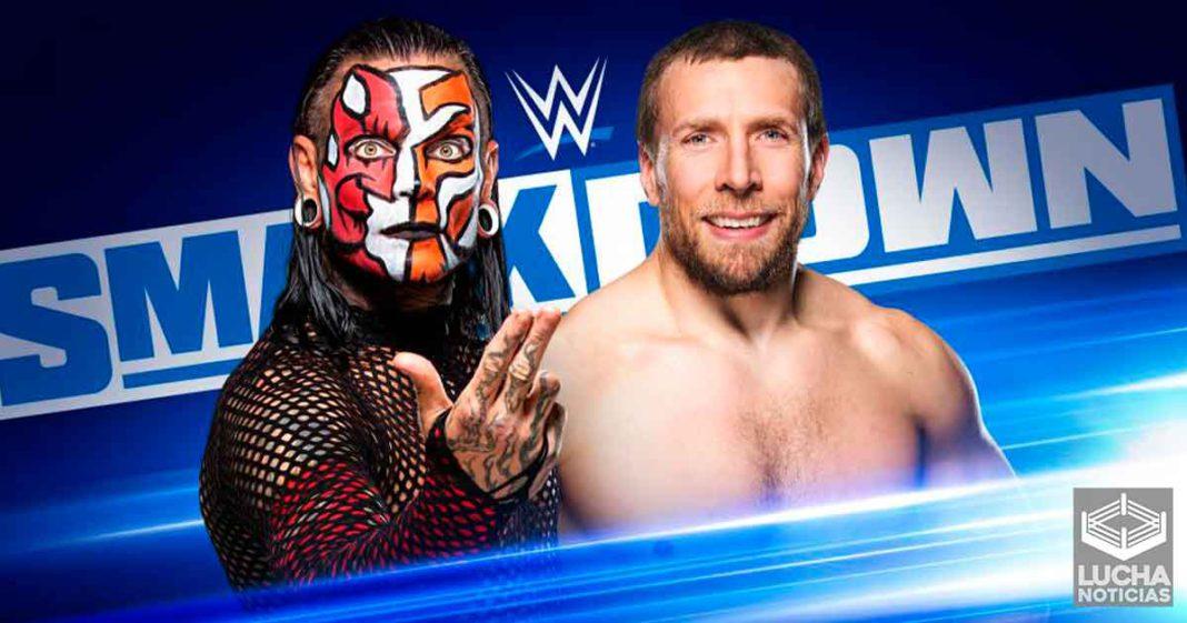 WWE SmackDown en vivo resultados 29 de mayo