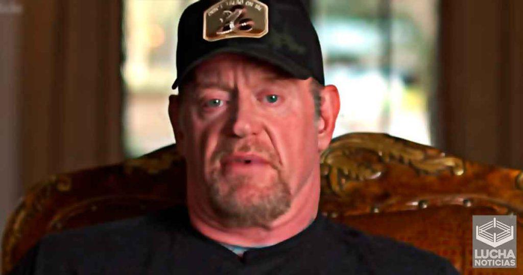 WWE prepara el escenaio para la lucha final de Undertaker