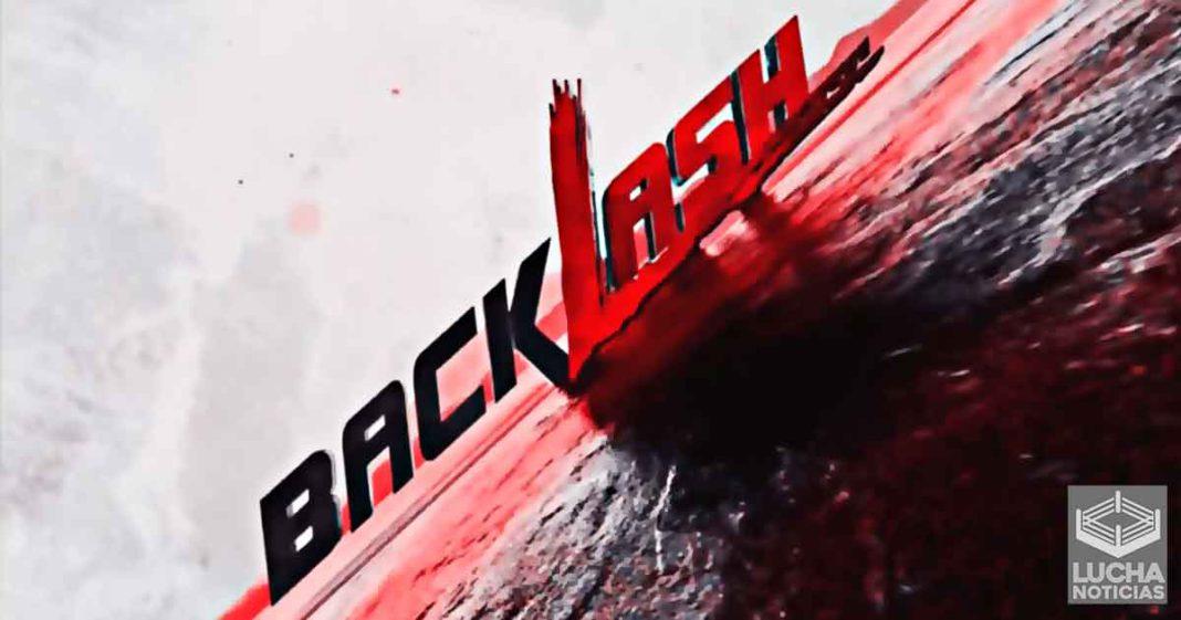 Asi puedes ver WWE Backlash en vivo 14 de junio