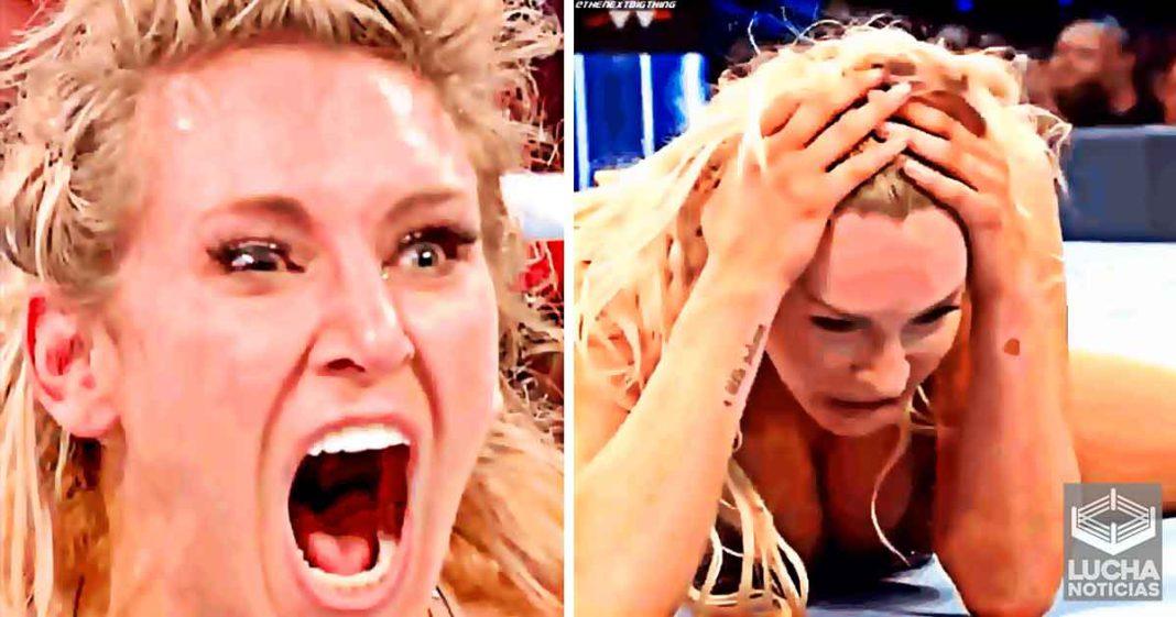 Charlotte Flair estar frustrada en WWE actualmente