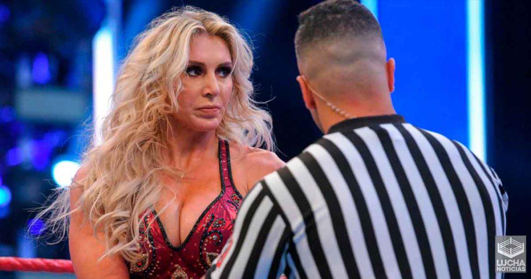 Charlotte Flair fuera hasta 2021