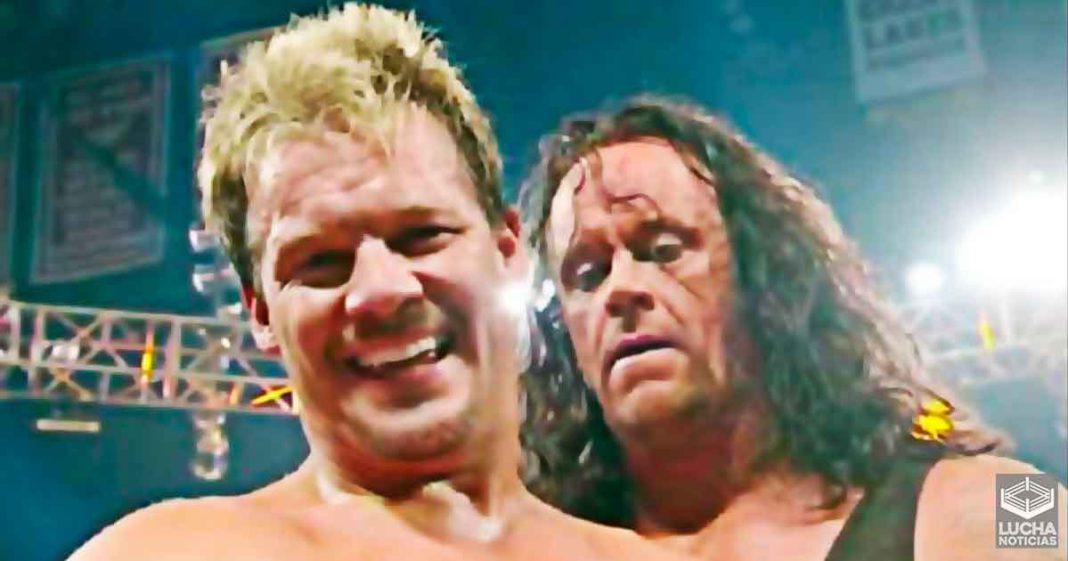Chris Jericho manda mensaje en honor a Undertaker