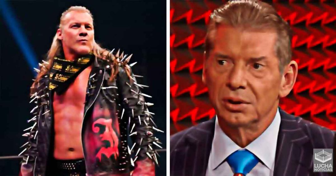 Chris Jericho revela si volvería a la WWE