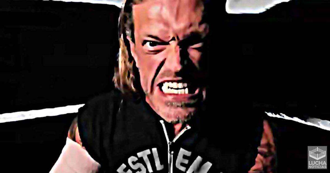 Edge revela los detalles de su tercera lucha con Randy Orton
