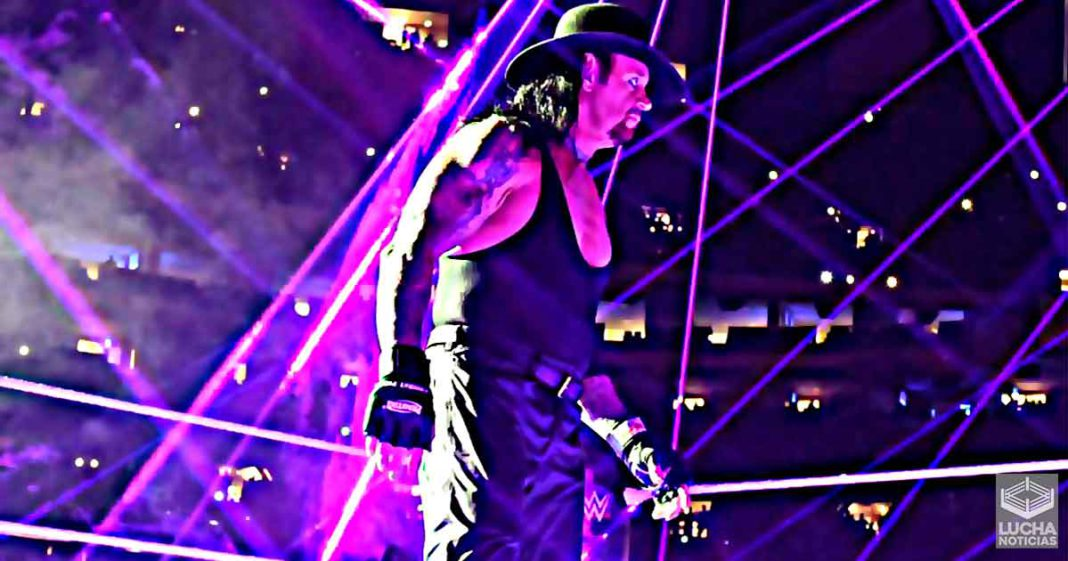 El Madison Square Garden rinde tributo al Undertaker