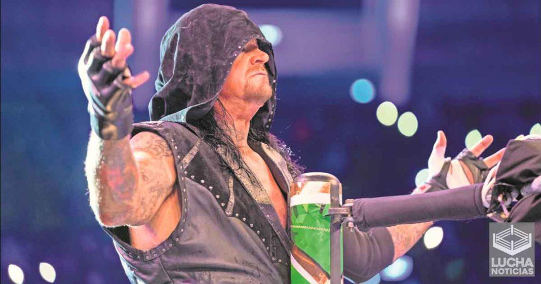 Estos son los 3 luchadores con los que Undertaker prefiere trabajar