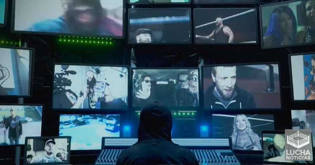 Grandes planes para el hacker misterioso de WWE SmackDown