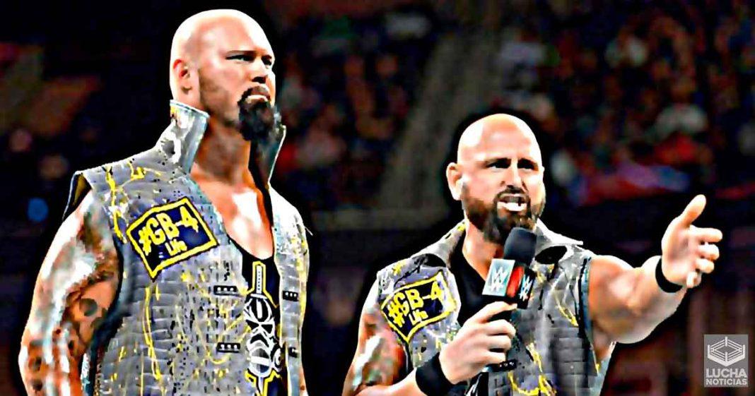 Luke Gallows y Karl Anderson firman con Impact Wrestling