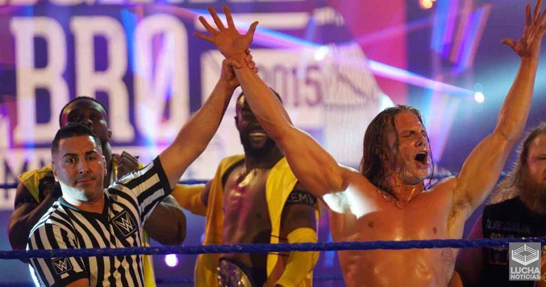 Matt Riddle nunca quiso enfrentar a Goldberg en WWE