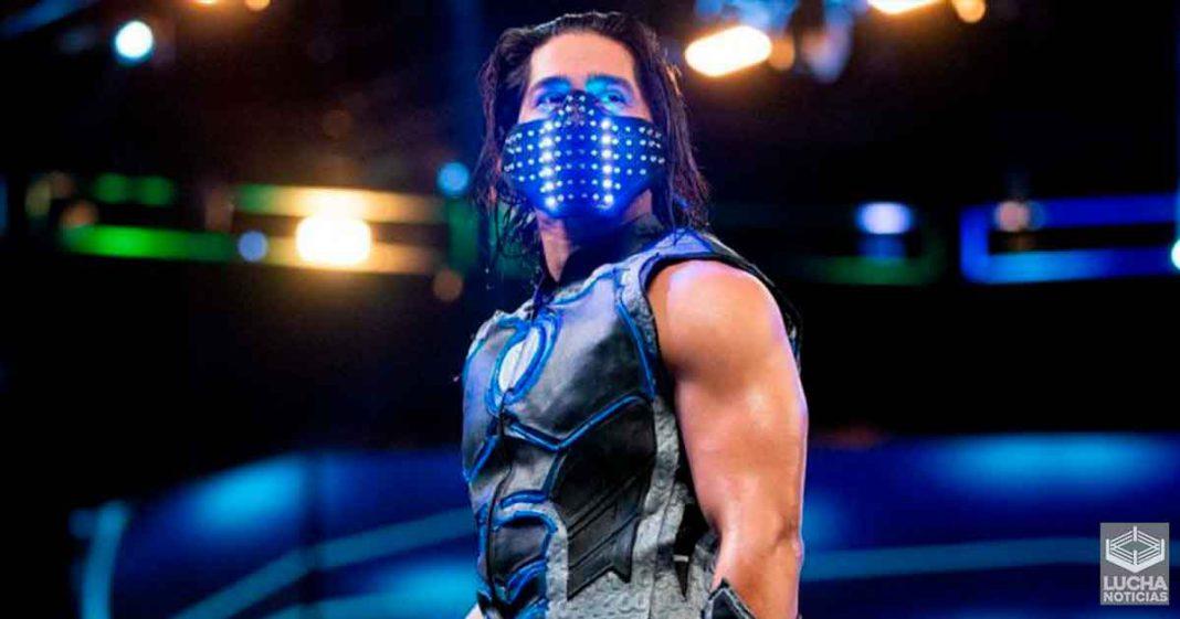 Mustafa Ali es movido a WWE RAW