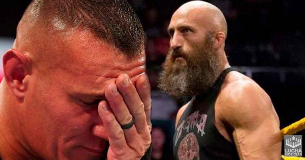 Randy Orton lloró por Tommaso Ciampa por esta razón