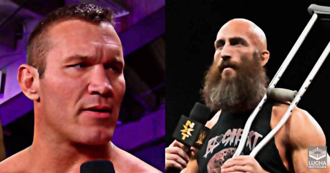 Randy Orton revela la verdad de su pleito con Tommaso Ciampa