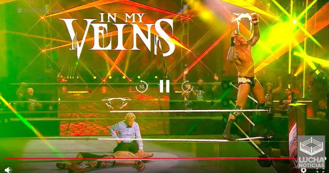 Randy Orton vence a Edge en la mejor lucha de sus carreras