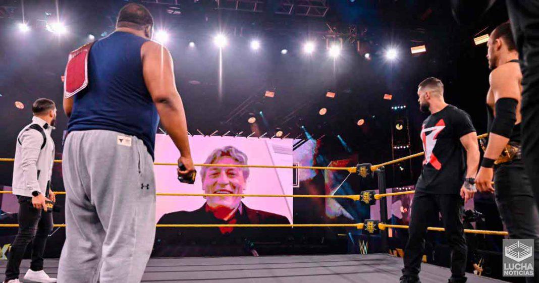 Se confirman incriebles luchas para WWE NXT