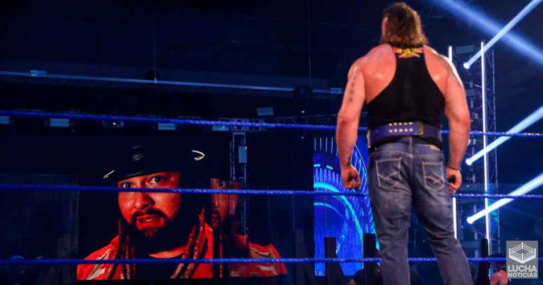 Spoiler para la lucha de Bray Wyatt y Strowman en Extreme Rules