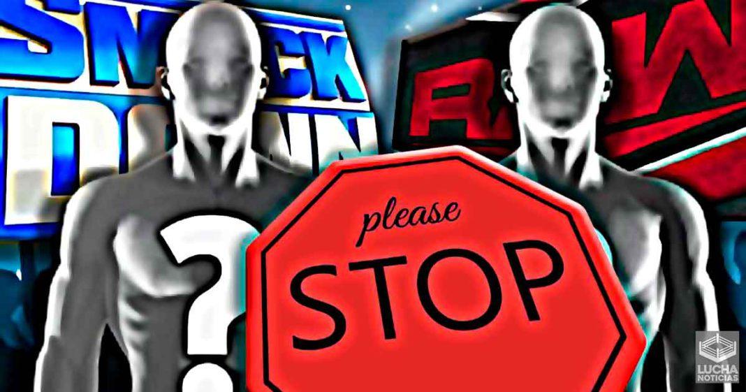 Superestrellas de WWE quieren que la empresa deje de trabajar durante la pandemia